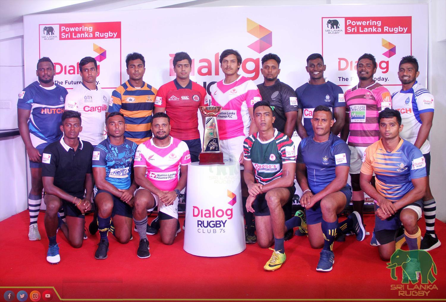 The Dialog Inter Club Rugby 7's 2019